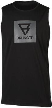 Brunotti Jordan tanktop Heren Zwart