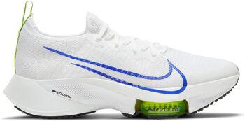 Nike Air Zoom Tempo NEXT hardloopschoenen Heren Wit