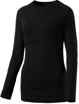McKINLEY Yalata RN thermoshirt Dames Zwart