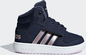 ADIDAS Hoops Mid 2.0 I sneakers Meisjes Blauw