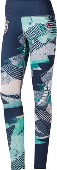 Reebok RC Lux tight Dames Groen