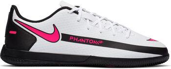 Nike Phantom GT Club IC voetbalschoen kids Jongens Wit