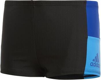 adidas Infinitex Colorblocking jr zwembroek Jongens Zwart