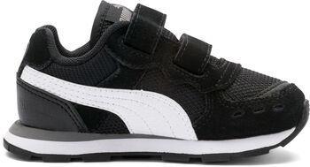 Puma Vista V PS kids sneakers Jongens Zwart
