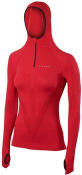 Falke Running Athletic Women hoodie Dames Rood