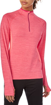 PRO TOUCH Wilma longsleeve Dames Rood