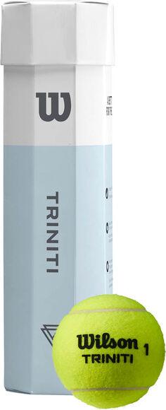Triniti 4-pack ballen tube