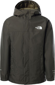 The North Face Resolve Reflective jas Groen