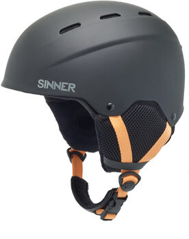 Sinner Poley helm Dames Zwart