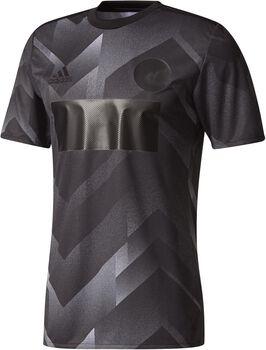 ADIDAS Tan PL shirt Heren Zwart