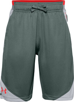 Under Armour Stunt 2.0 kids short   Blauw