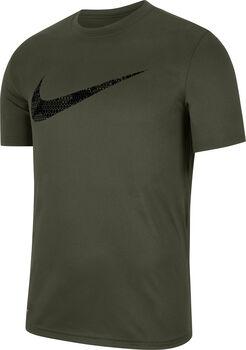 Nike Dri-FIT Legend Swoosh shirt Heren Groen