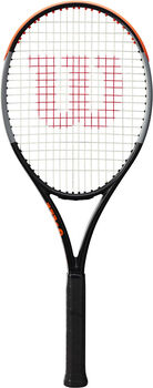 Wilson Burn 100 tennisracket Heren Grijs