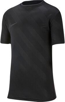 Nike Breathe Academy Strike shirt Jongens Zwart