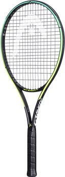 Head Gravity S 2021 tennisracket Zwart