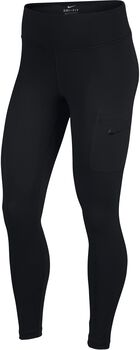 Nike Power Hyper tight Dames Zwart