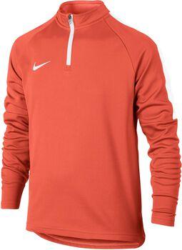Nike Drill Academy jr sweater Oranje