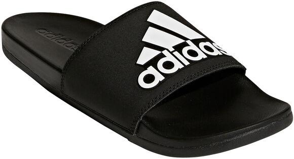 Adilette Cloudfoam Plus Logo slippers