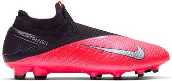 Nike Phantom Vision 2 Elite Dynamic Fit FG voetbalschoenen Heren Rood