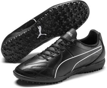 Puma KING Hero TT voetbalschoenen Heren Zwart