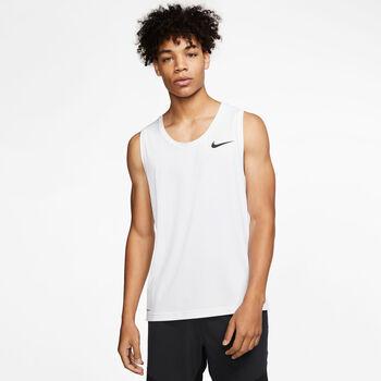 Nike Pro Hyperdry top Heren Wit