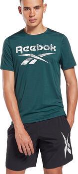 Reebok Workout Ready Activchill T-shirt Heren Groen