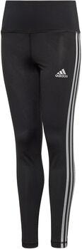 adidas Glam On AEROREADY kids legging Meisjes Zwart