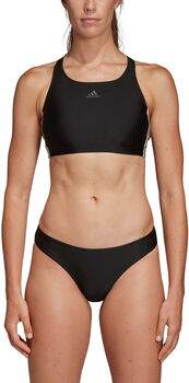 ADIDAS 3-Stripes bikini Dames Zwart