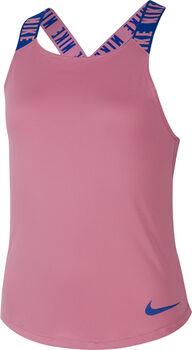 Nike Dry Elastika top Meisjes Roze