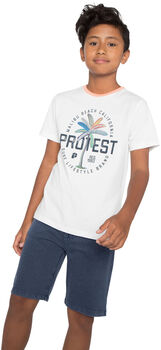 Protest Orlin short Jongens Blauw