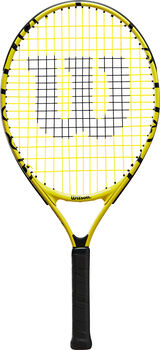 Wilson Minions 23 kids tennisracket Geel