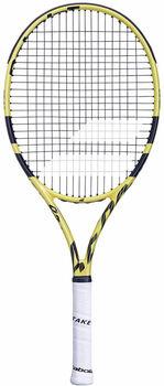 Babolat Aero Junior 27 tennisracket kids Jongens Geel