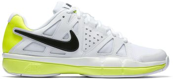 Nike Air Vapor Advantage tennisschoenen Heren Wit