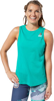 Reebok RC AC Games top Dames Groen