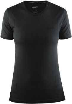 Craft Active Comfort shirt Dames Zwart