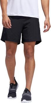 adidas Own the Run short Heren Zwart