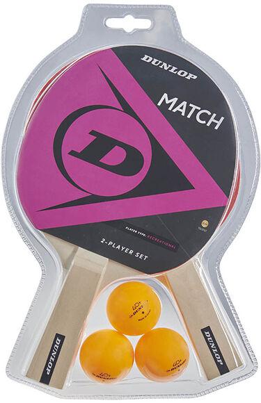 Match 2 tafeltennisset