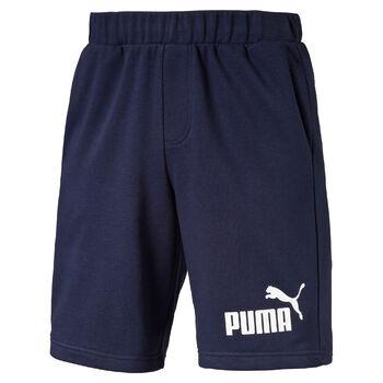 Puma Essential No. 1 Sweat short Heren Blauw