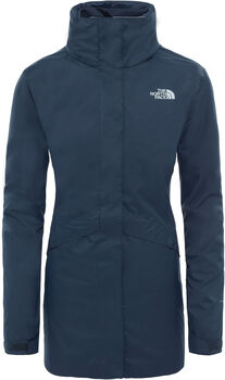 The North Face Arashi II Triclimate jack Dames Blauw