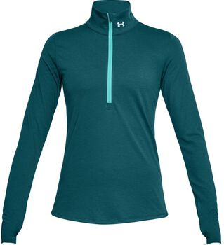 Under Armour Threadborne™ Streaker shirt  Dames Blauw