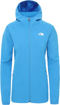 The North Face Apex Nimble hoodie Dames Blauw