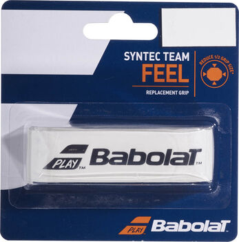 Babolat Syntec Team X1 grip Wit