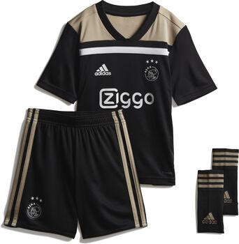 Adidas Ajax Away minikit Zwart