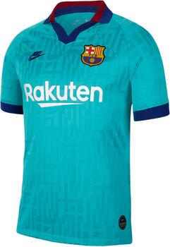 Nike FC Barcelona Stadium shirt 2019-2020 Heren Turquoise