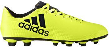 ADIDAS X17.4 FXG voetbalschoenen Geel