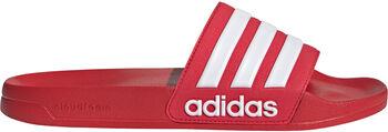 adidas Cloudfoam adilette slippers Rood