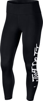 Nike All-in JDI tight Dames Zwart
