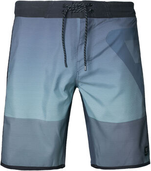 Brunotti Clyde beachshort Heren Blauw