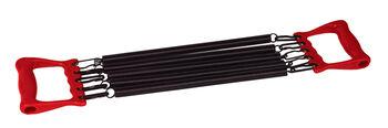 tunturi steel expander Zwart