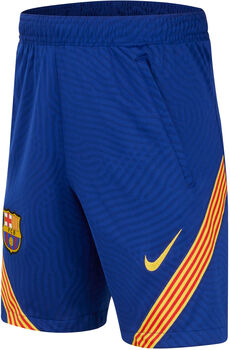 Nike FC Barcelona Strike kids short Jongens Blauw